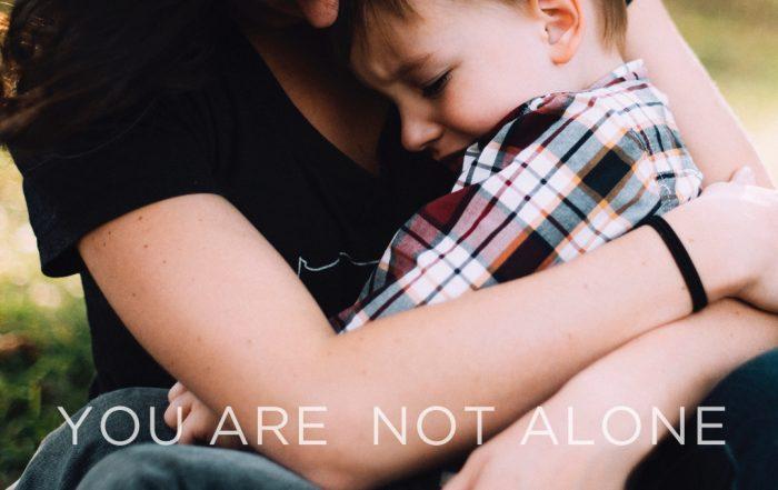 jane-kennard-spirit-wisdom-you-are-not-alone-mother-and-son-unsplash-jordan-whitt-145327