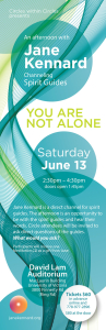 You-Are-Not-Alone-Circle-Gathering-with-Jane-Kennard-June-13-2015-poster-500x1547-web