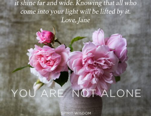 To all women, be the light that you are…