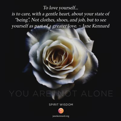 Love-Yourself-Jane-Kennard-Spirit-Wisdom-You-Are-Not-Alone-unsplash-photo-Sebastian-Molina-M-1465628976988-fe43bda15798-1080x1080