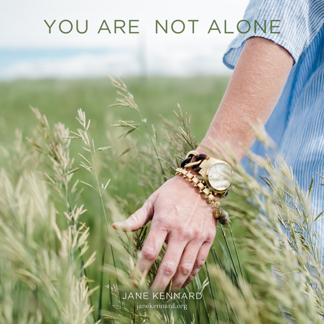 Jane-Kennard-you-are-not-alone-spirit-guide-communication-photo-josh-applegate-unsplash