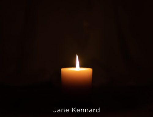 A Prayer for Healthcare Workers by Jane Kennard